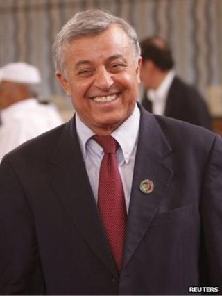 Nouri Abusahmen, new Libyan national assembly president, 25 June 2013
