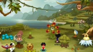 Garden Party game by OysterWorld