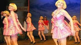 Loganwest's production of 'Crazy for You'