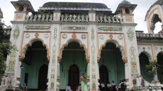 Sana Konung palace in Imphal