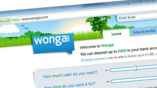 wonga website