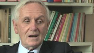 Prof Brian Jarman