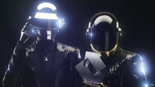 Image from Daft Punk
