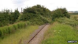 Wisbech line by Andy F