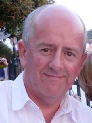 Huw Aled Jones