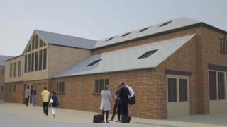 Boultham Park education centre