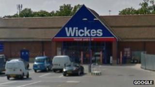 Wickes, Winnersh