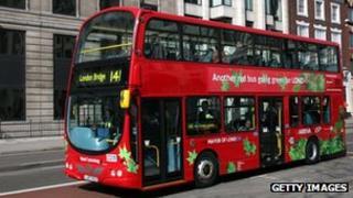 Environmentally friendly hybrids bus