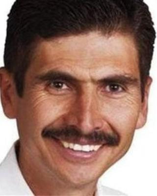 Ricardo Reyes Zamudio, party handout