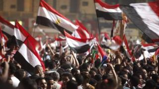 China media feel political unrest in Egypt is affecting the lives of citizens