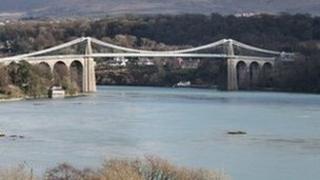Menai Bridge, Anglesey