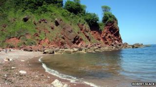 Watcome beach