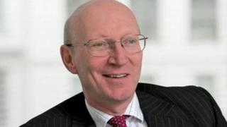 David Prior, Care Quality Commission Chairman