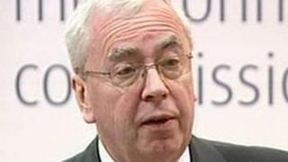 John Grieve in 2009