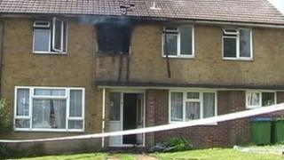 Thornhill house fire