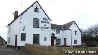 The Horse and Jockey
