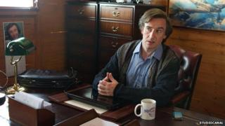 Steve Coogan as Alan Patridge