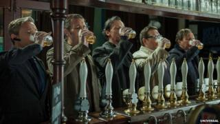 Scene from The World's End