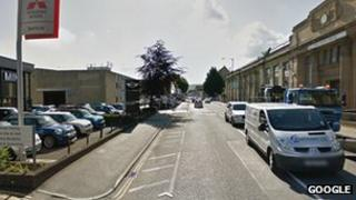 Bath Press site, Lower Bristol Road