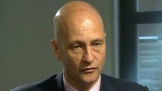 NSL managing director Alastair Cooper