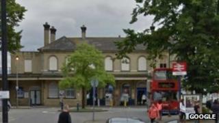 Aldershot station
