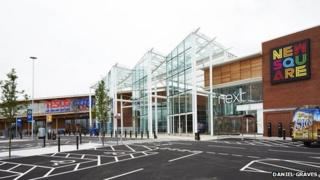 New Square West Bromwich