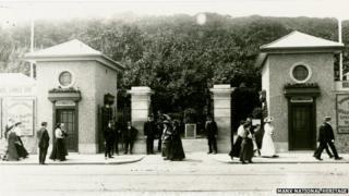 The Villa Marina