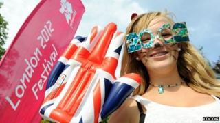 Zoe Angus 15, as part of Bandstand Marathon at Ward Jackson Park in Hartlepool