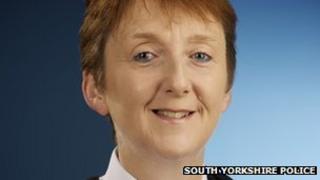 Jo Byrne, ACC, South Yorkshire Police