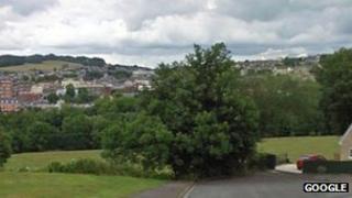 Rodborough Fields, near Stroud