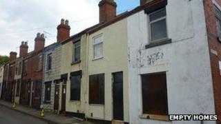 Harper Street, Stoke-on-Trent