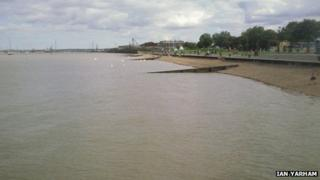 Gordon Promenade, Gravesend