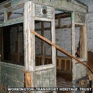 Carlisle's last tram