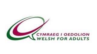 Logo Cymraeg i Oedolion