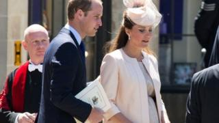 Prince William and Kate, The Duchess of Cambridge
