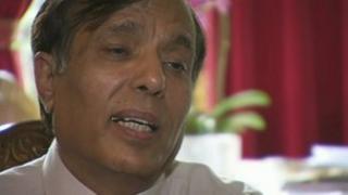 Dr Kailish Chand