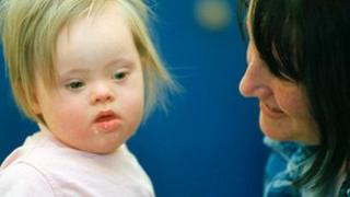 Down's syndrome is caused by an extra chromosome