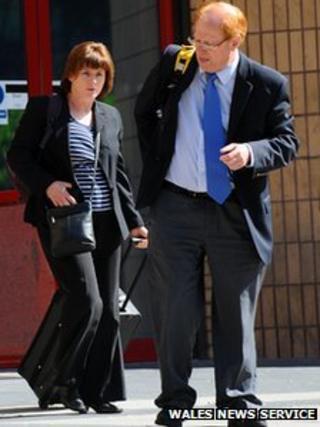 Desmond Hughes and Clare Anderson