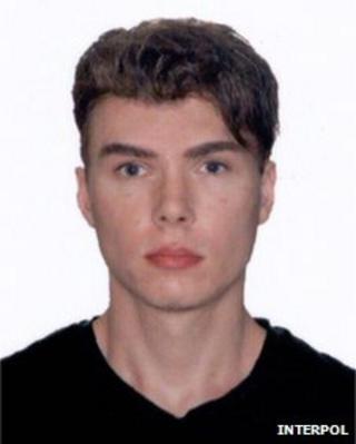 Luka Magnotta undated file photo