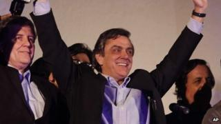 Chile's former presidential candidate Pablo Longueira