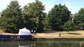Police near Jesus Green investigating deaths of two people