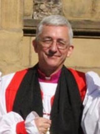 The Bishop of Woolwich Dr Michael Ipgrave