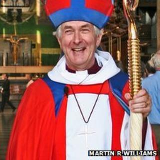 The Right Reverend Colin Bennetts