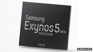 Samsung reveals new Exynos smartphone and tablet chip