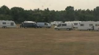 Lovetofts Drive playing fields, Ipswich
