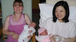Kathleen 's Fionnlagh Duce agus Yan Xia Lin le Mia