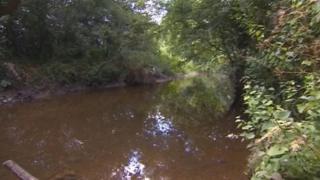 River Arrow, Redditch