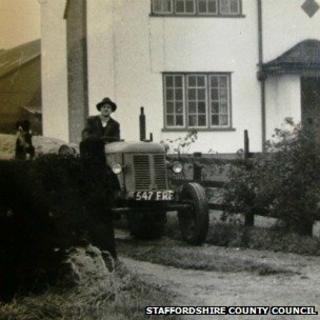 Staffordshire County Farmer