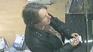 David Ryan on CCTV