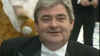 John Briggs in 1991